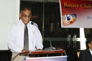 rotary charity
