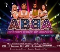 ABBA Flyer
